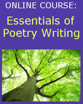 Online Creative Writing Course: Essentials of Poetry Writing